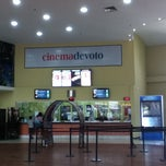 Photo taken at Cinema Devoto by Seba M. on 1/28/2013
