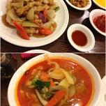 Photo taken at 동천홍 by Woosun I. on 3/7/2013
