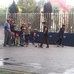 Photo taken at Skate Park by Karen M. on 9/21/2013