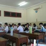 Photo taken at SMA Methodist 3 Medan by Adrianus W. on 7/20/2013