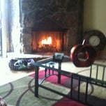 Photo taken at Chalet Village by Candice M. on 3/23/2013
