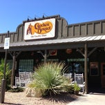 Photo taken at Cracker Barrel Old Country Store by Galen D. on 10/5/2013