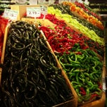 Photo taken at Buford Highway Farmers Market by Ben P. on 1/10/2013