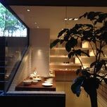 Photo taken at HAKUSAN SHOP (白山陶器) by jun y. on 9/29/2012