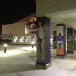 Photo taken at Kiernan Center Gym by Michael B. on 1/22/2013
