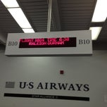 Photo taken at Gate B10 by Suzanne W. on 12/30/2012