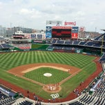 Photo taken at Nationals Park by Bryan N. on 7/27/2013
