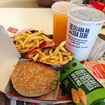 Photo taken at McDonald's by Jose A. on 1/23/2013