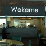 Photo taken at Wakame by Alejandro C. on 3/28/2013
