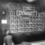 Photo taken at Dynamit by steve k. on 6/4/2014
