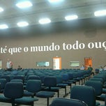 Photo taken at Igreja Batista Palavra Viva by Priscyla C. on 2/17/2013