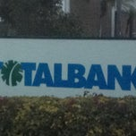 Photo taken at Total Bank by Joey C. on 3/12/2013
