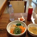Photo taken at Bibimbap Cafe by Gary S. on 4/14/2013