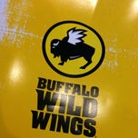 Photo taken at Buffalo Wild Wings by Mazhar A. on 2/18/2013