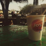 Photo taken at Jo's Coffee by Pachi T. on 12/31/2012