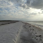 Photo taken at Caladesi Island State Park by Brian S. on 1/19/2013