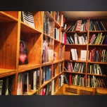Photo taken at Dashwood Books by alba on 12/24/2012