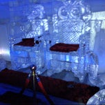 Photo taken at IMPERIAL Ice Bar by •【 mAc 】• on 5/1/2013