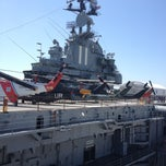 Photo taken at Intrepid Sea, Air & Space Museum by Aleks M. on 5/4/2013