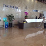 Photo taken at 戴姆勒大厦 Daimler Tower by Chelsey S. on 5/22/2014
