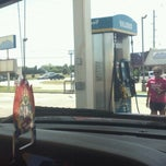 Photo taken at Valero #540 by Stephanie on 9/4/2012