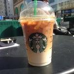 Photo taken at Starbucks by Faisal K. on 4/16/2013