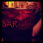 Photo taken at BARcelona Tapas Restaurant by RUSS on 1/31/2013