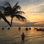 Photo taken at Seashell Resort by Thanit T. on 5/5/2015