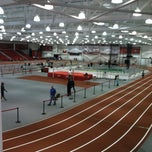 Photo taken at Bob Devaney Sports Center by Suz G. on 1/11/2013