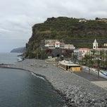 Photo taken at Ponta do Sol by Sergey D. on 4/3/2015