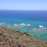 Photo taken at Diamond Head Lighthouse by Sergey D. on 8/21/2013
