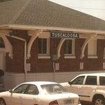 Photo taken at Amtrak Station - Tuscaloosa, AL (TCL) by Elizabeth F. on 6/12/2013