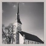 Photo taken at St James Church by Scott I. on 12/22/2012