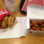 Photo taken at Chick-fil-A by Tyler H. on 3/15/2013