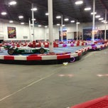 Photo taken at K1 Speed Santa Clara by Franki C. on 3/2/2013
