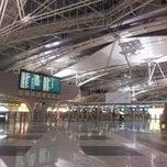 Photo taken at Aeroporto Francisco Sá Carneiro (OPO) by Filipa M. on 1/27/2013