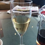 Photo taken at Emirates Lounge by Mario O. on 7/27/2014