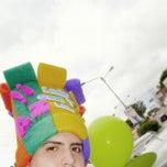 Photo taken at Avenida Ferrero Tamayo by Engelberth M. on 10/21/2013