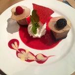 Photo taken at Odeum-Mediterranean Cuisine by Coco on 6/6/2013