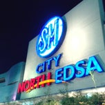 Photo taken at SM City North EDSA by Neeko J. on 4/28/2013