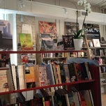 Photo taken at Theatre Books by Anthony D. on 3/14/2013