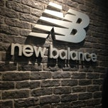 Photo taken at New Balance by Ира У. on 1/15/2013