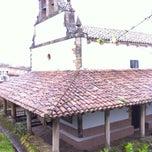 Photo taken at Iglesia san Bartolome de puelles by Julio Casa Inés    www.casaines.es on 3/26/2013