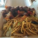 Photo taken at Panda Express by Ardianty N. on 10/17/2014
