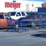 Photo taken at Meijers by Stacy S. on 1/19/2013