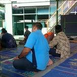 Photo taken at Mesjid BPD Banda Aceh by Firmansyah C. on 1/18/2013