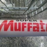 Photo taken at Super Muffato by Marcelo N. on 2/16/2013