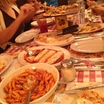 Photo taken at Buca di Beppo by Muffin V. on 9/23/2012