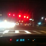 Photo taken at Park Blvd & Seminole Blvd by lenore r. on 11/25/2011