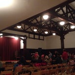 Photo taken at Swedish American Hall by Walter A. on 12/9/2013
